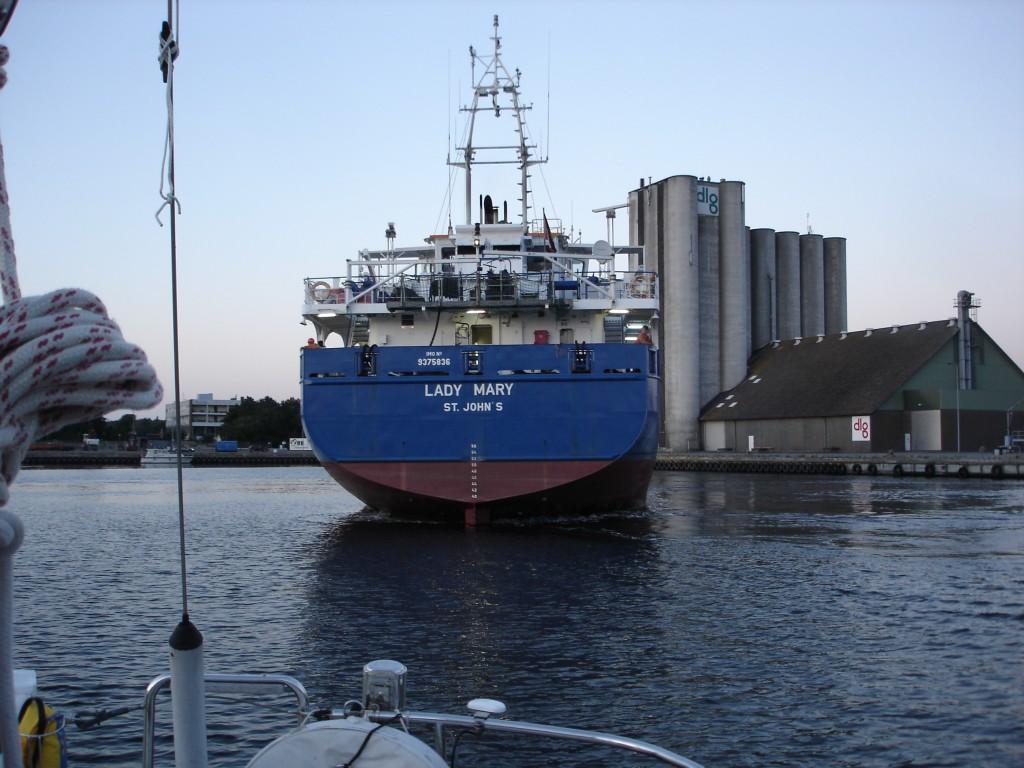 Hafen Rödby