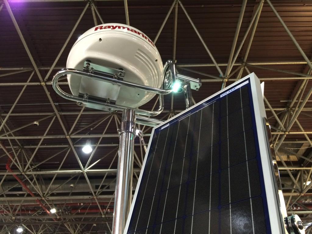 Radarmast