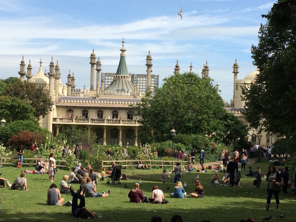 Royal Pavilion Garden