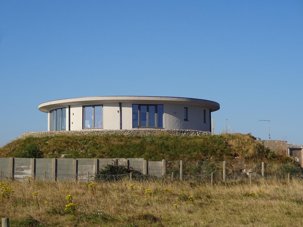 Haus mit Ausblick