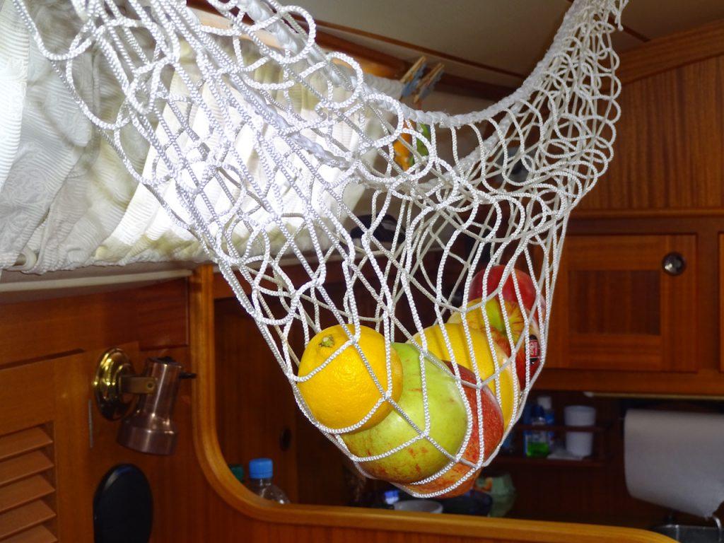 Neuanschaffung - unser Obstnetz