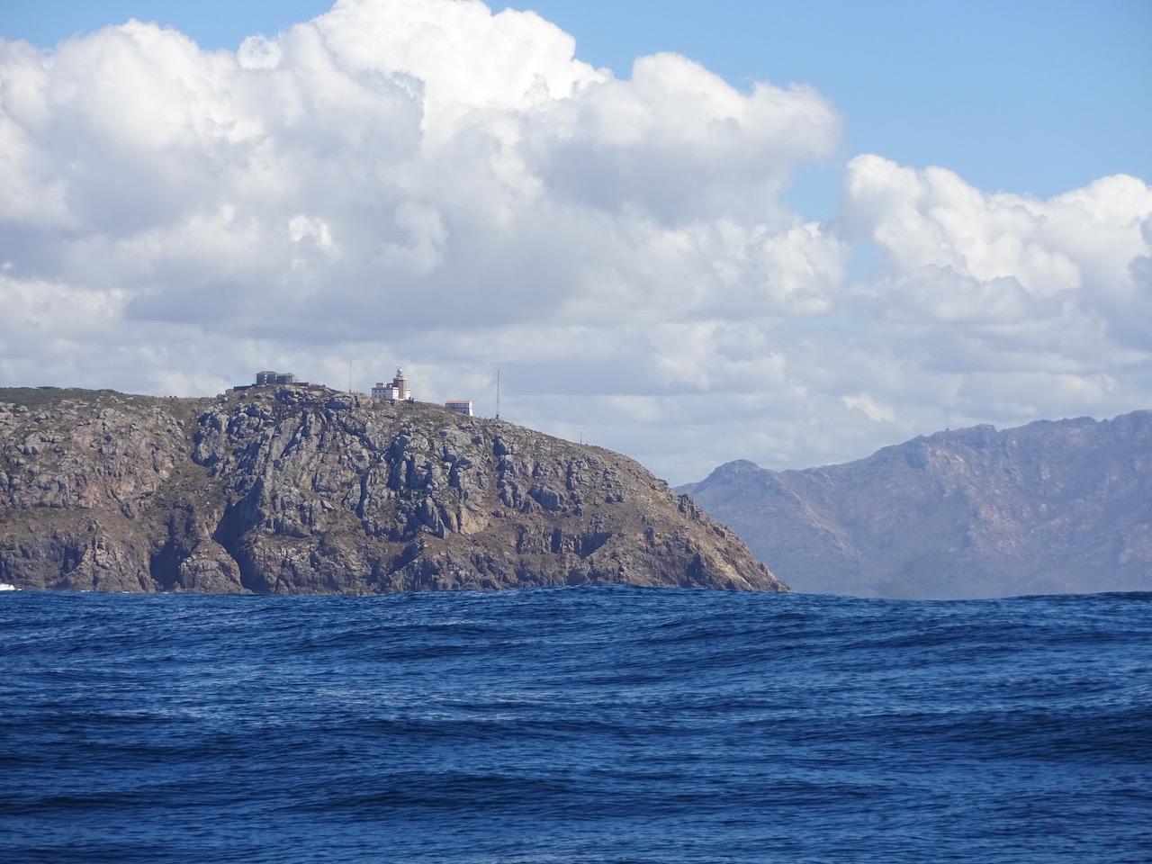 das Kap Finisterre