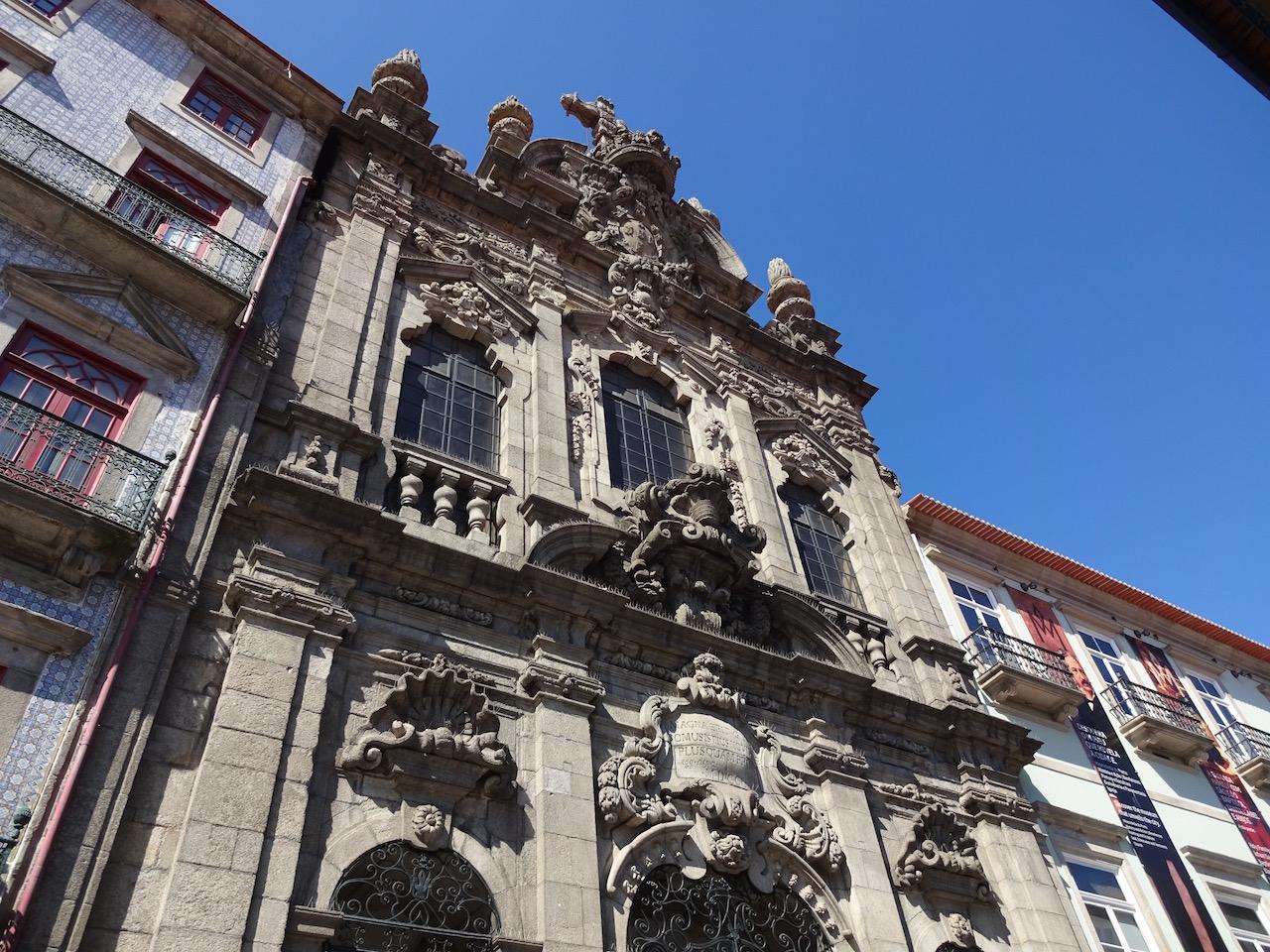 traumhafte alte Fassaden