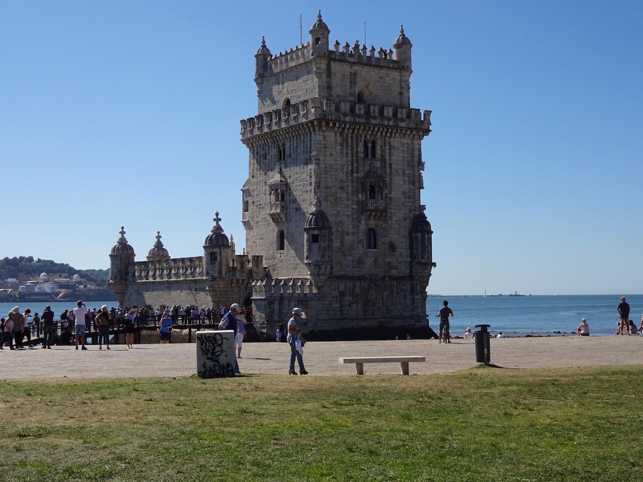 der Torre de Belem
