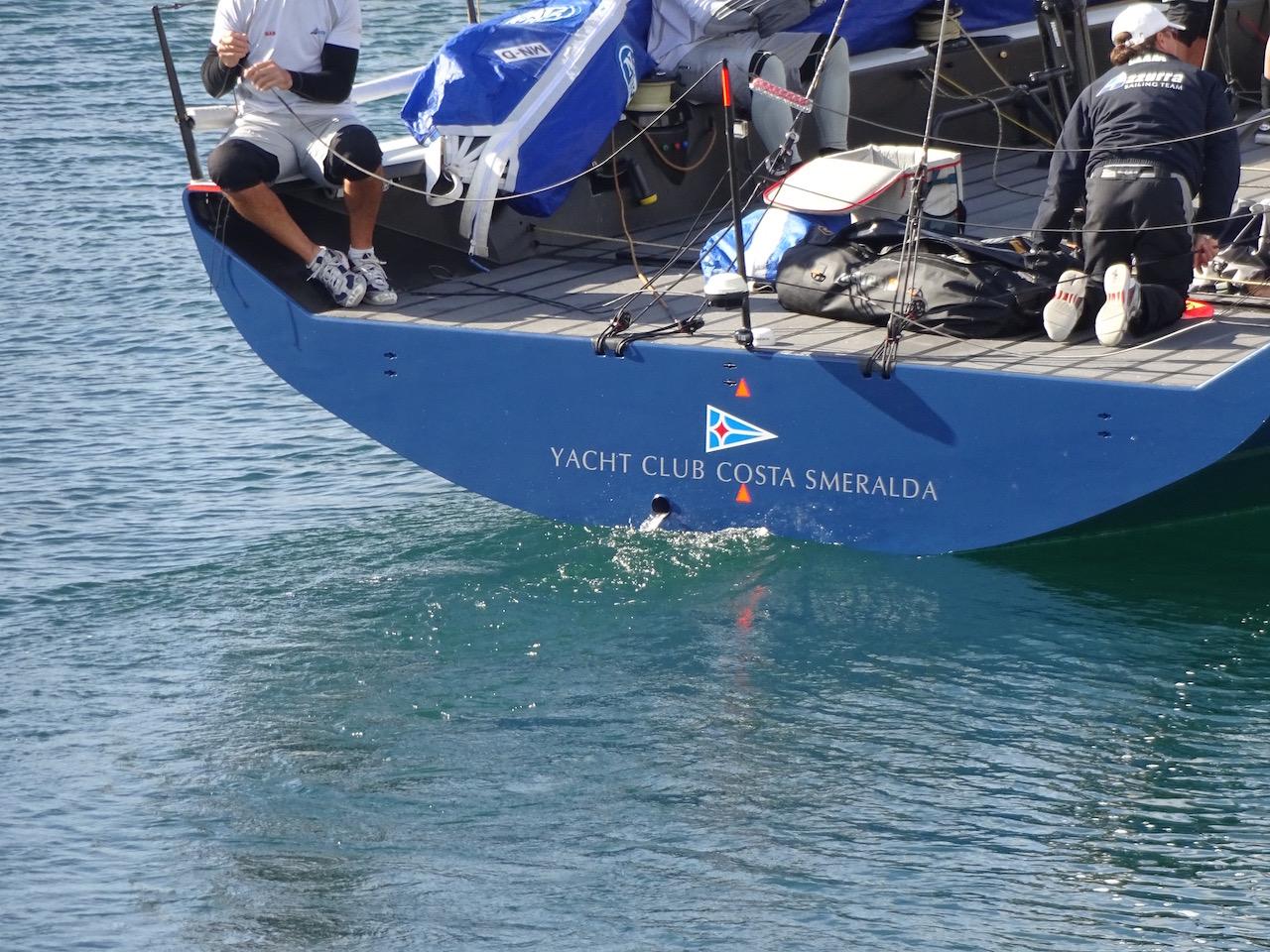 die Spielzeuge der Millionäre sind in den feinsten Yachtklubs der Welt gemeldet