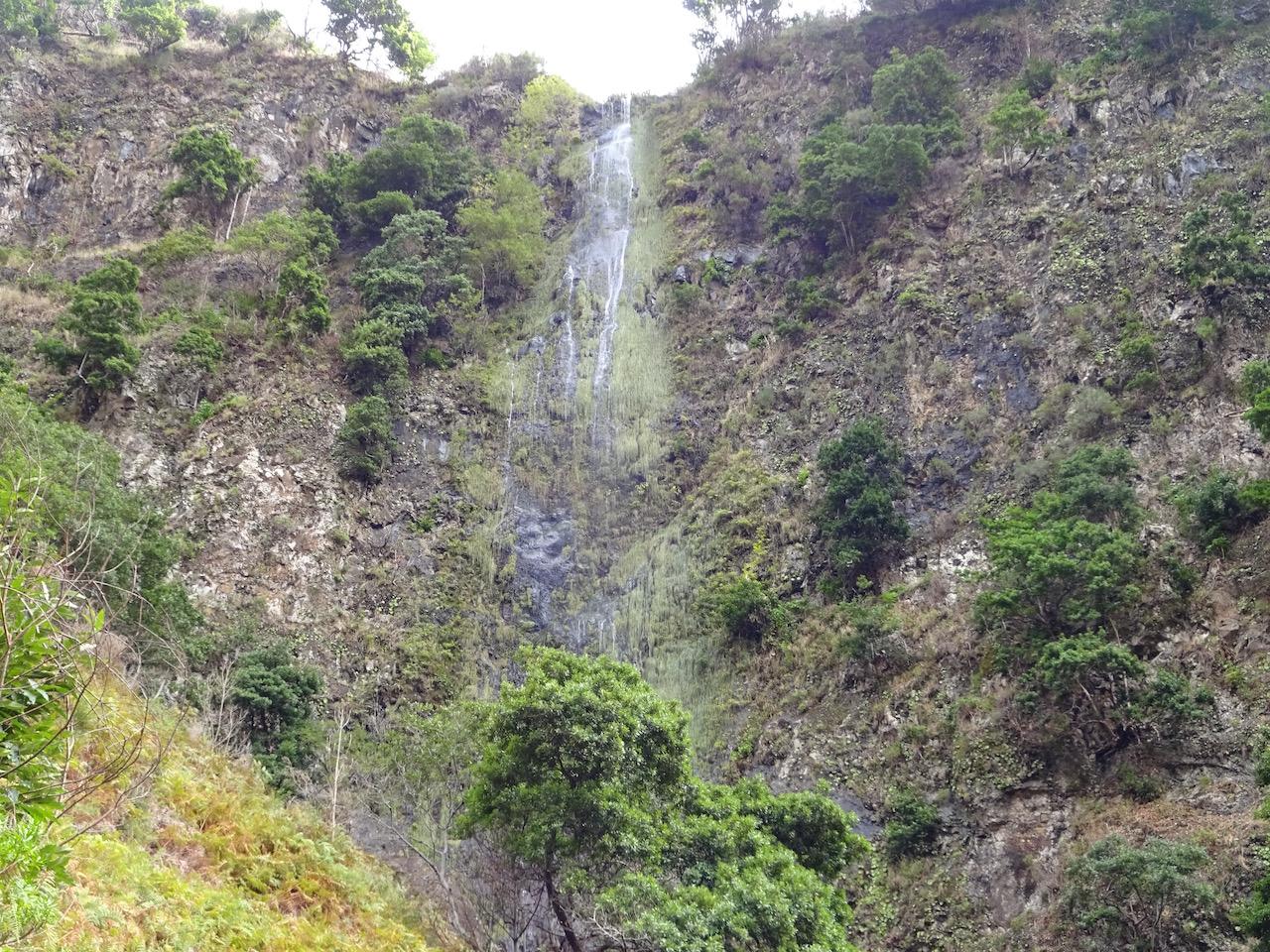 bestaunen Wasserfälle