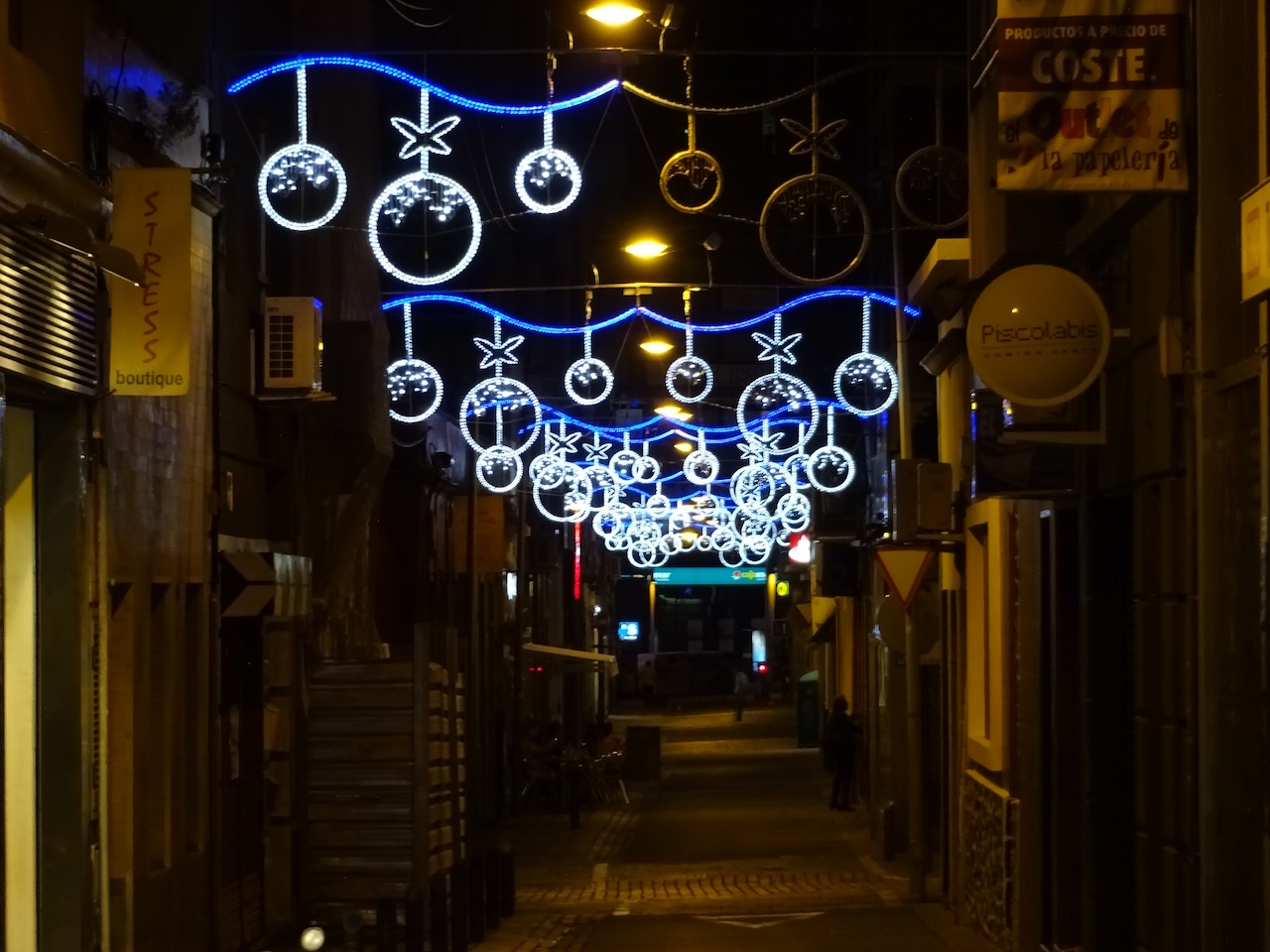Weihnachtsbeleuchtung 5