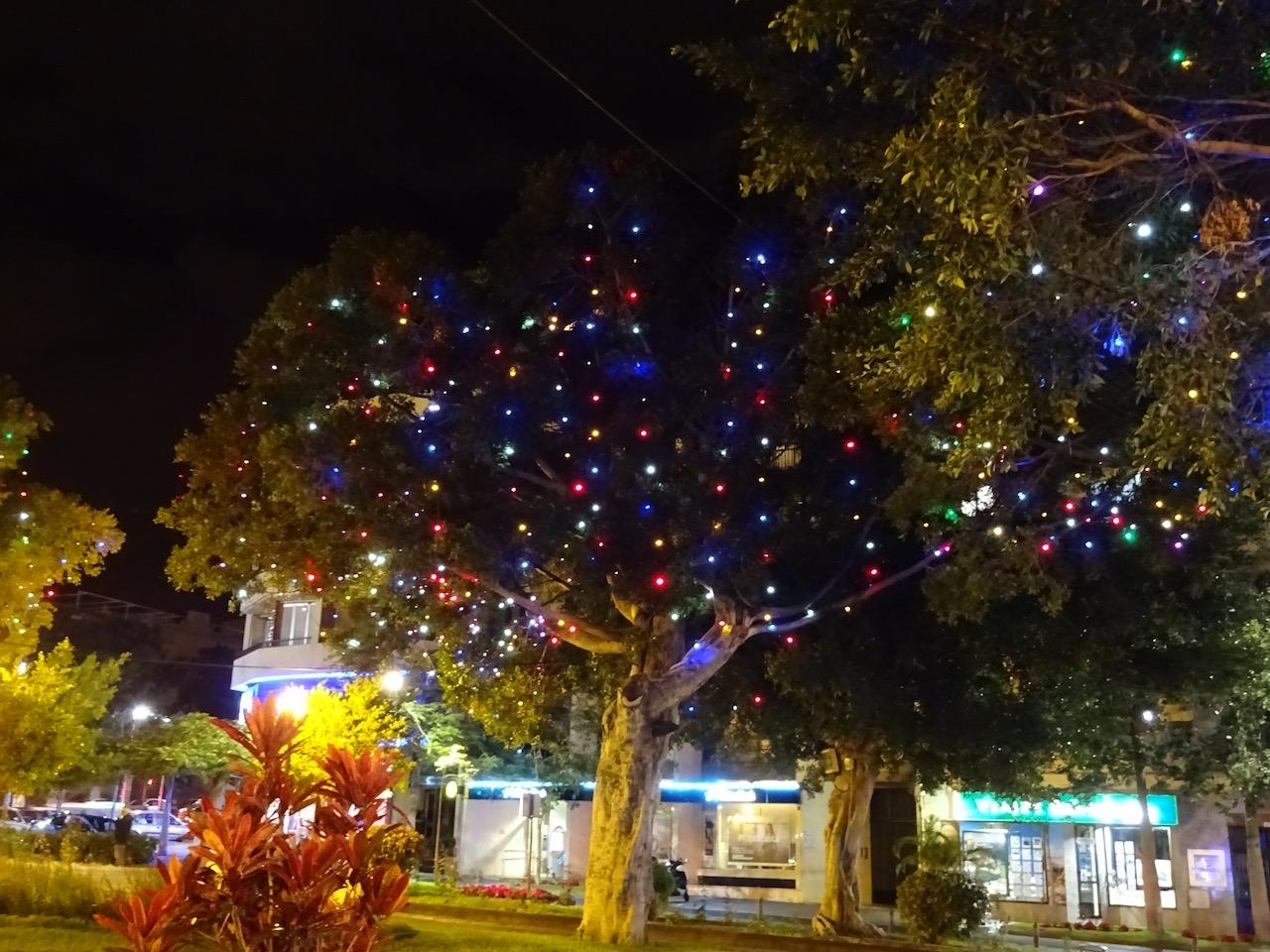 Weihnachtsbeleuchtung 1